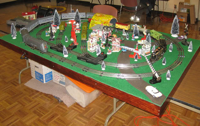 Favorite Portable Layouts Toy Train Operating Society Sp
